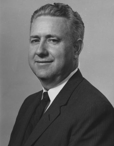 Butler, Wendell, Member, Board of Trustees, 1951 - 1955; 1960- 1973, Superintendent of the State Agriculture Department and the State Cabinet of Education