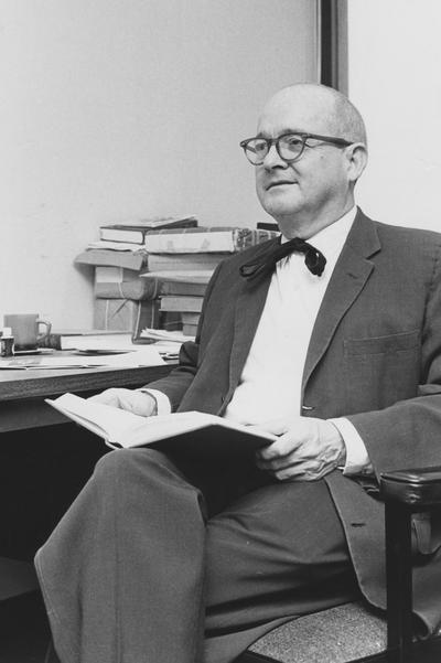 Thompson, Lawrence S., Director of University of Kentucky Library Department 1948-1965