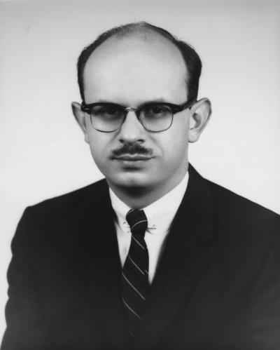 Longyear, Rey M., Musicologist, Professor, School of Music, 1964 - 1994, b. 1930 - d. 1995