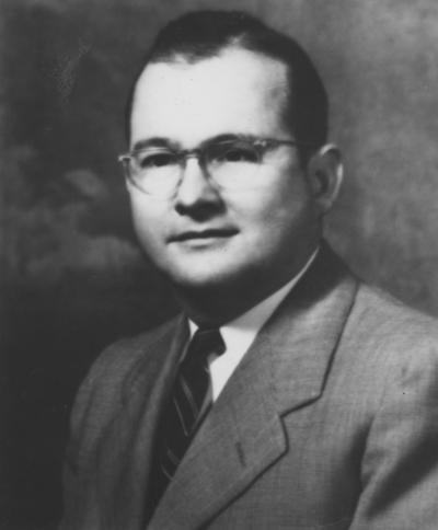Thompson, Lawrence S., 1948 - 1963 Director of Libraries