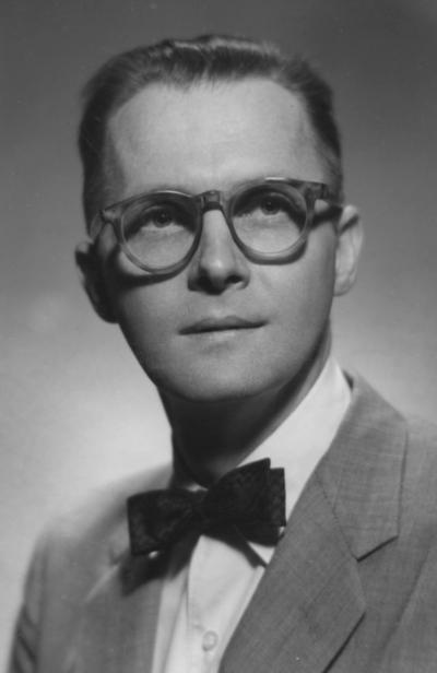 Lipscomb, William Nunn, Jr., Graduate of UK, Nobel Prize Laureate in Chemistry, 1976