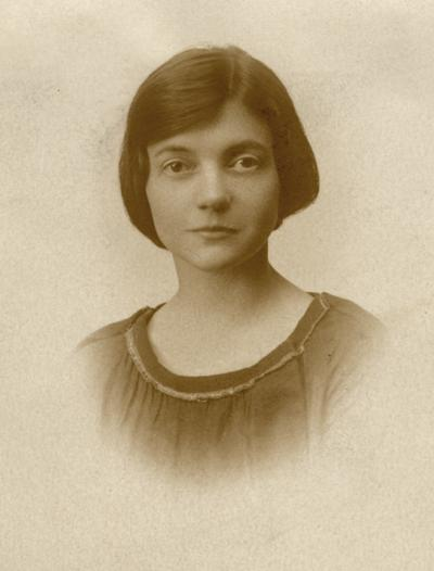 Venable, Mary K., 1914 alumna and candidate in 1926 for a faculty position