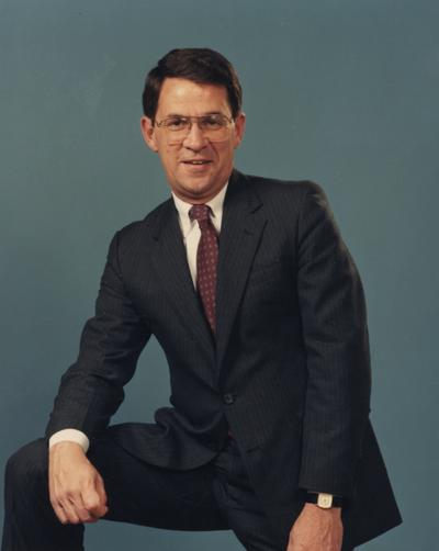 Roselle, David, President of the University of Kentucky, 1987-89