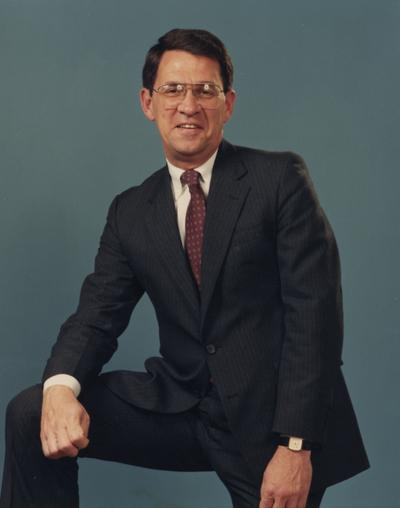 Roselle, David, President of the University of Kentucky, 1987-89