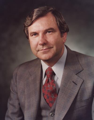 Huddleston, Walter, Alumnus, B.A., 1949, United States Senator, 1973 - 85