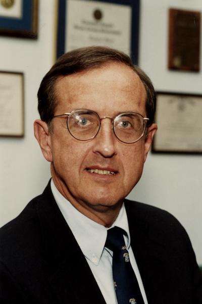 Furst, Richard, Dean and Professor of the College of Business and Economics