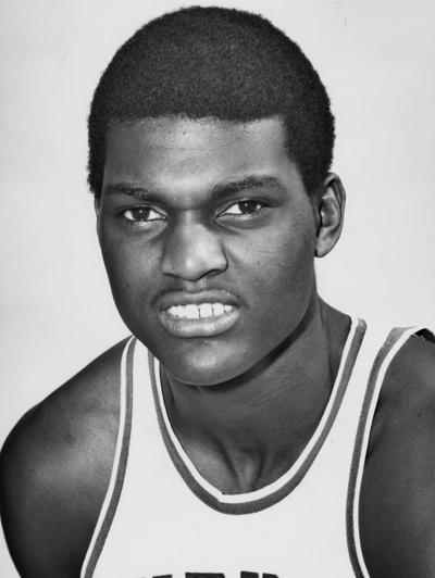 Payne, Tom, first African American basketball player at University of Kentucky.  He signed in 1969 to play for Coach Adolph Rupp