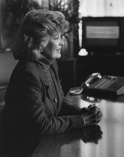 Collins, Martha Layne, Class of 1959, Governor of Kentucky 1983 - 1987