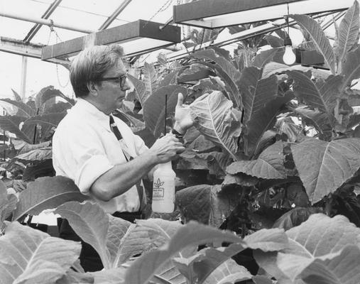 Kuc, Joseph, Plant Pathologist