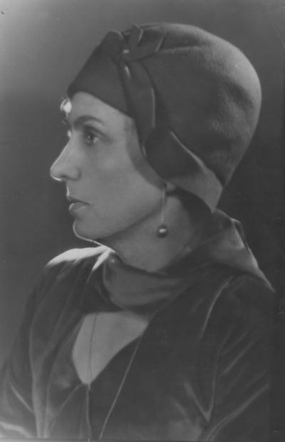 Callihan, Anne W., Professor, Department of Art, photographer: Deacon Studios