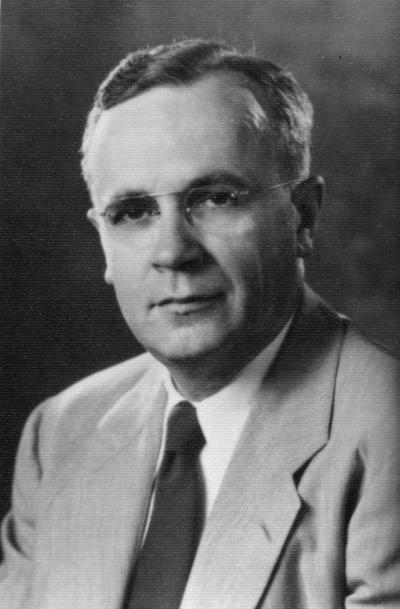Carpenter, Cecil C., Professor, Economics, College of Commerce