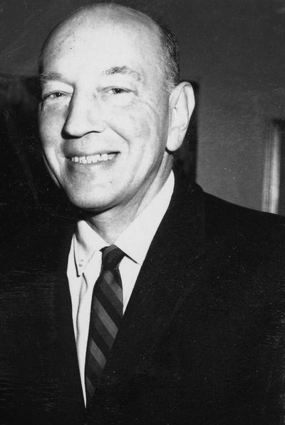 Caywood, William Curtis, Jr., Intructor, Journalism Department