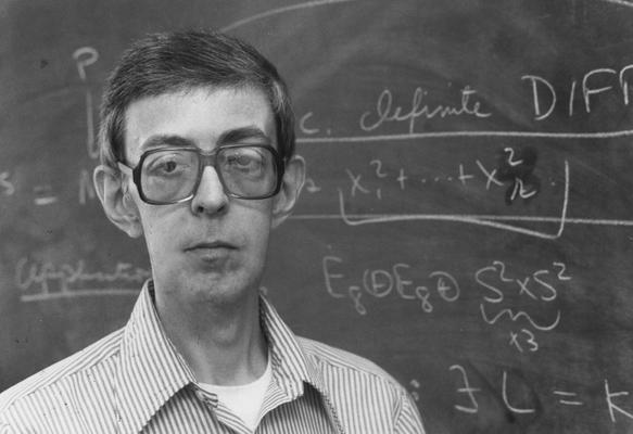 Chapman, Thomas A., Professor, Department of Mathematics