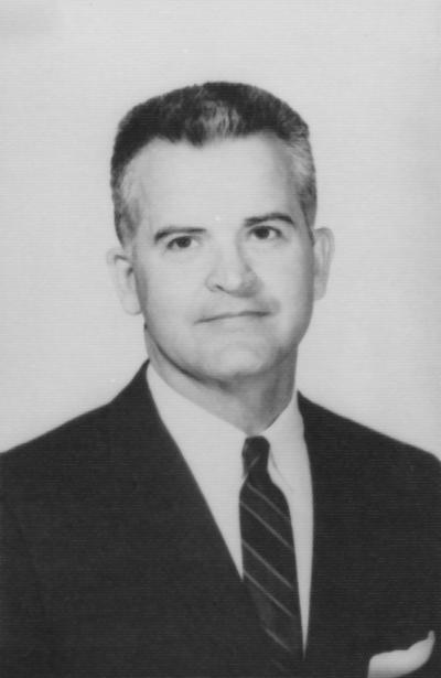 Clay, Maurice Alton, Professor, Physical Education, Coordinator, Undergraduate Professional Physical Education, 1940? - 1976, Alumnus, Ph. D., 1955, Executive Director of Omicron Delta Kappa national college leadership honor society, Former president of the UK Faculty Club, Board of Spindletop Hall