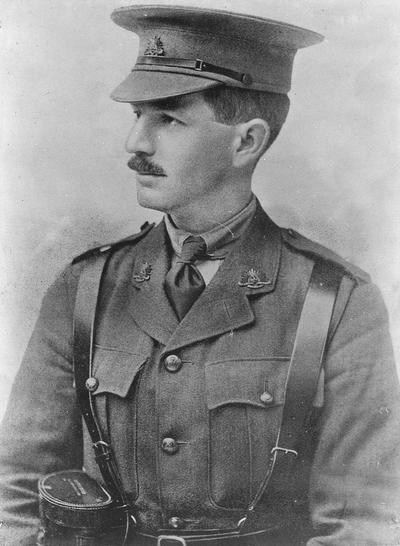 Coffee, Frank Matthew, Alumnus, 1906, Bachelor of Science., Engineering, Lieutenant, Infantry, Australian Army, Killed in action, November 19, 1915