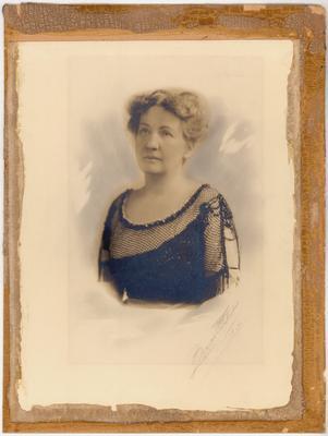 Ellen Churchill Semple, 1863-1932