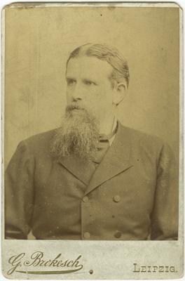 Friedrich Ratzel. 1844-1904