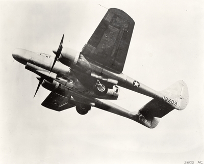 An image of a United States Northrop P-61