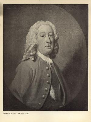 Portrait of General Wade