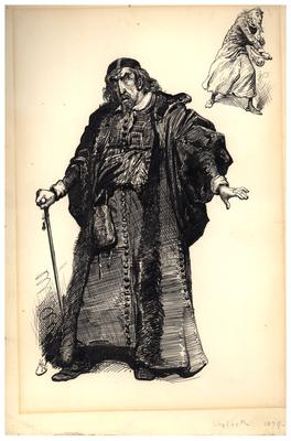Portrait of Shylock