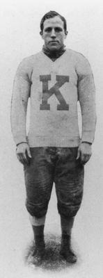 William Rodes was a member of the University of Kentucky football team