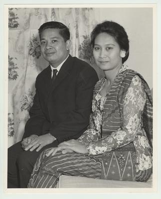 Dr. and Mrs. John Katili