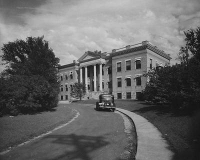 Agricultural Experiment Station, now Scovell Hall