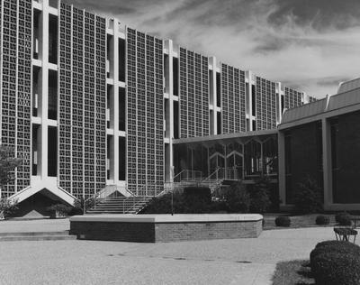 Agricultural Science Building (Ag. Science North); Photographic Services, John Mitchell