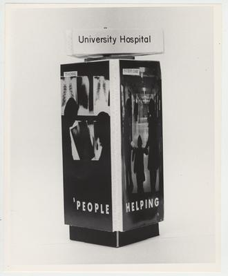 Display for the University Hospital