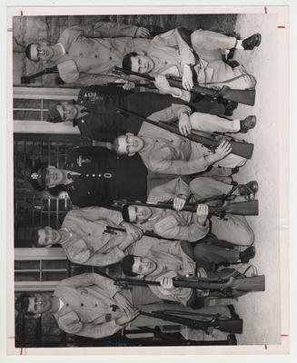 1956 Rifle team