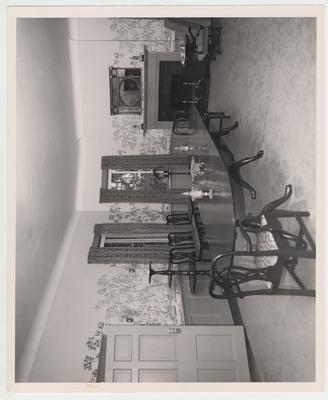 Dining room of Cave Hill