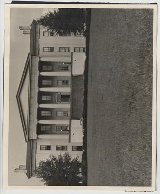 Morrison Hall at Transylvania University