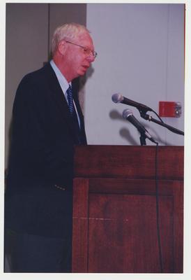 John Kleber, editor of