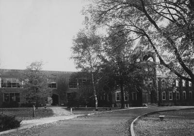 Anderson Hall--Engineering Building