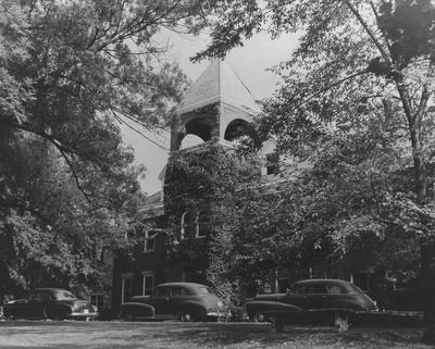 Mechanical Hall, in the 1957