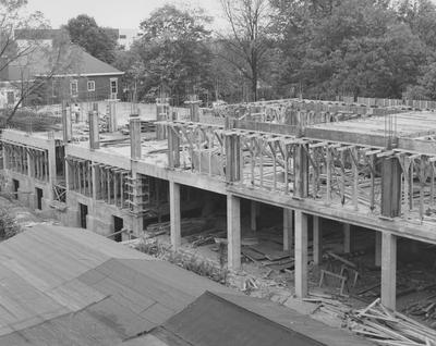 Construction of possible Pharmacy Building