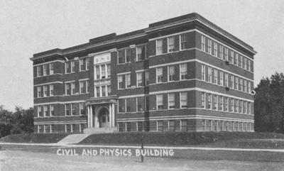 Civil and Physics Building