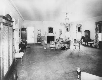Room in Spindletop Hall
