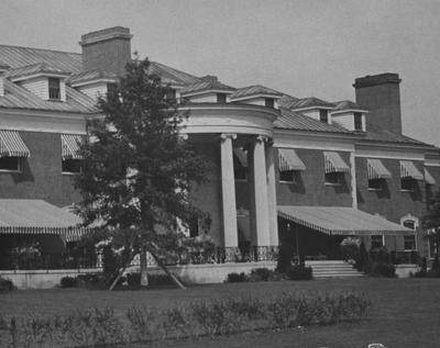 Spindletop Hall