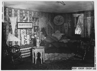 Chi Epsilon Chi Chapter Room 1904; Kernel 1967 August 30