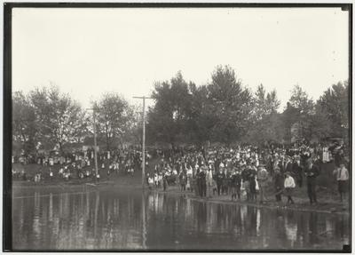 Flood of 1928 in Lexington
