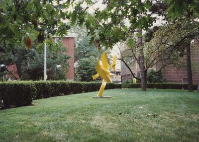 Student sculpture