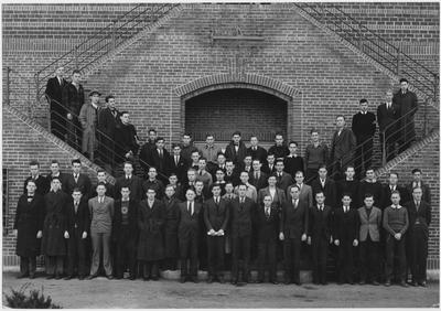 American Institute of Electrical Engineers, University of Kentucky student branch; This image is on page 161 of the 1941 Kentuckian