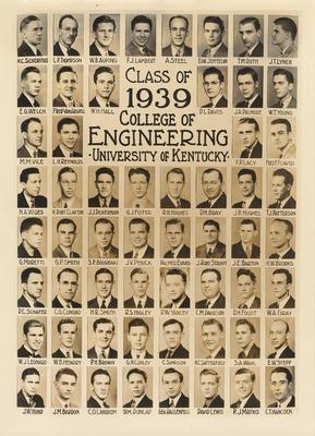 Class of 1939, College of Engineering
