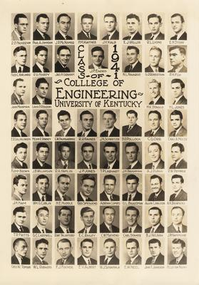 Class of 1941, College of Engineering