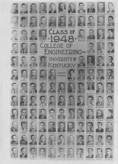 Class of 1948, College of Engineering