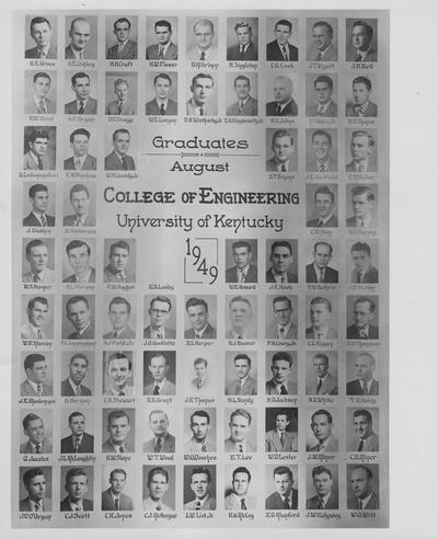Class of 1949, College of Engineering