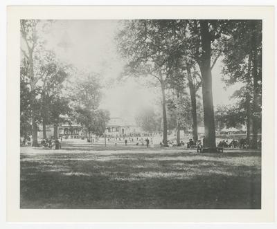 Auditorium at Woodland Park