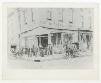 Northwest corner of Broadway and Short Street