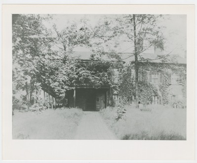 Original home of Judge J.R. Morton